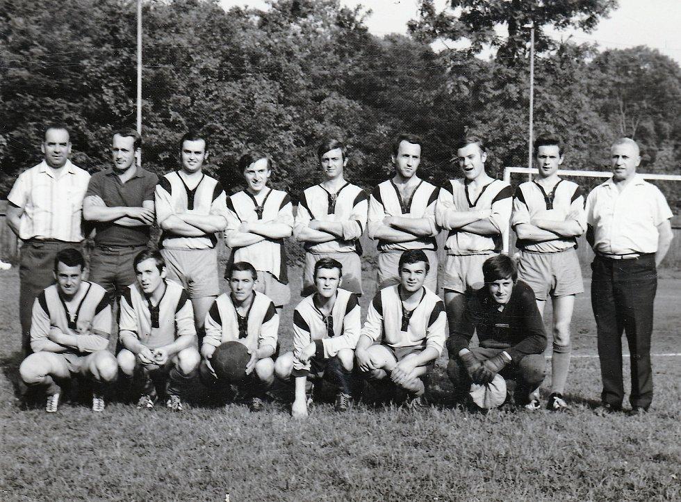 Družstvo mužů z roku 1969