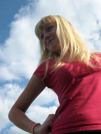 Žaneta Kociánová, 20let, studentka, Sušice