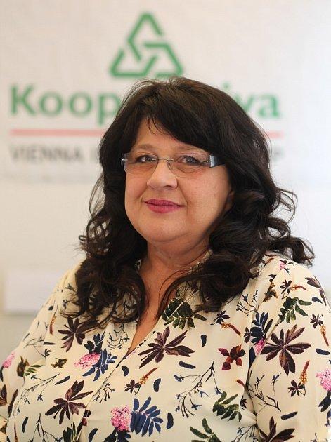 Dagmar Kohoutová.