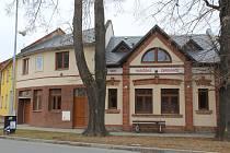Zrekonstruovaná hasičská zbrojnice v Luběnicích