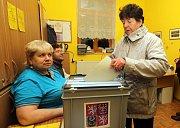 Druhé kolo prezidentských voleb v Mutkově, nejmenší obci Olomoucka