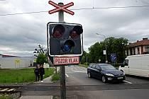 Na železničních přejezdech na Nových Sadech a Novém Světě nebliká bílé světlo.Plánovaná výluka od 5.6. - 9.7.2020.