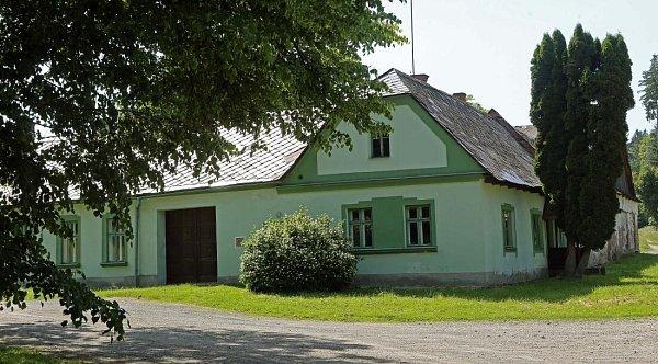 Hájenka ve Svinově uPavlova na Mohelnicku - kulturní památka