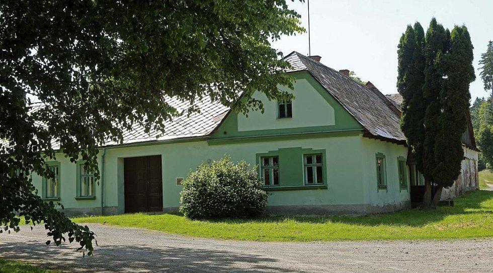 Hájenka ve Svinově u Pavlova na Mohelnicku - kulturní památka