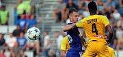 SK Sigma Olomouc - FC Kajrat Almaty. Předkolo Evropské ligy