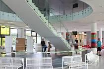 Budova Přírodovědecké fakulty UP na Envelopě