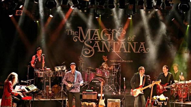 Kapela Magic of Santana