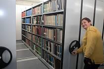 Slavnostní otevření nových depozitářů Státní vědecké knihovny Olomouc v Hejčíně