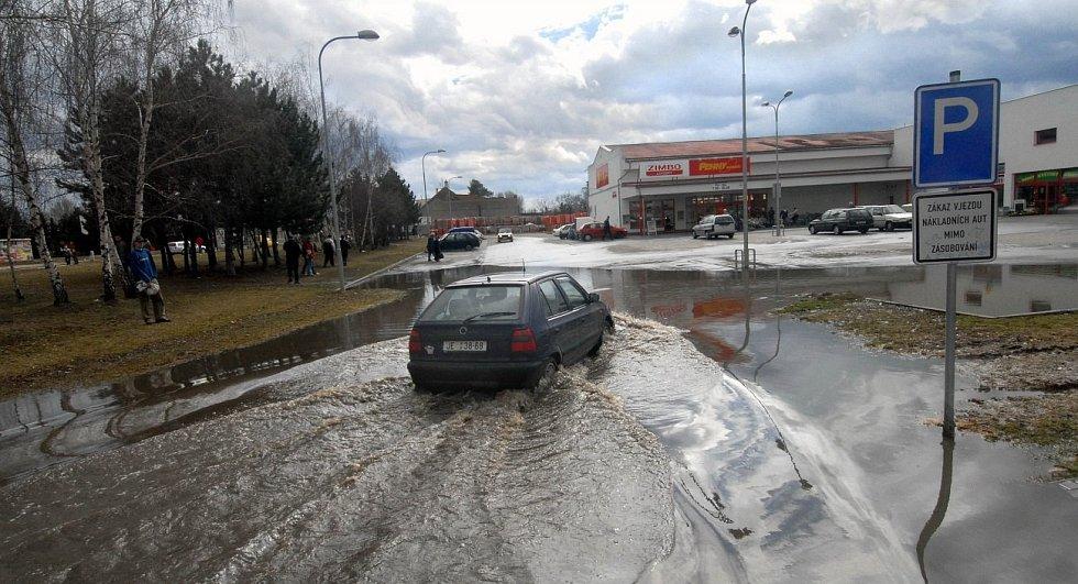 31. března 2006. Olomouc - Nové Sady