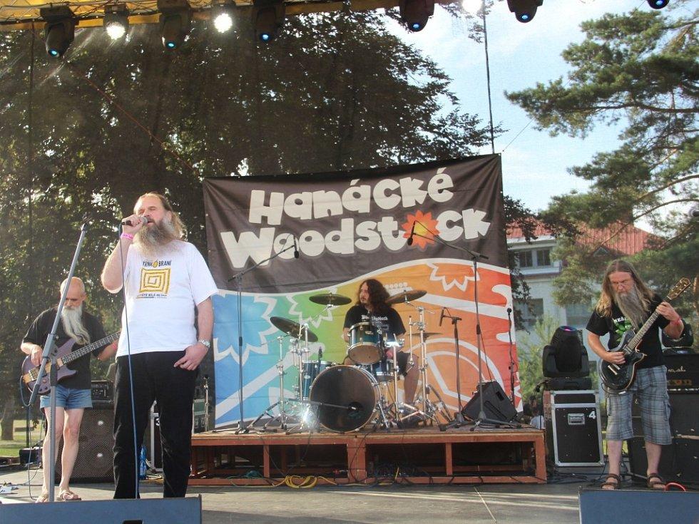 5. ročník festivalu Hanácké Woodstock ve Velké Bystřici