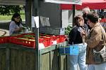 Selské trhy na Floře.