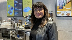 Začala za pultem, brzy otevře svůj devátý McDonald's. Láska na celý život, říká