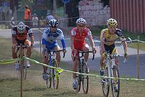 Závod Světového poháru v cyklokrosu Olomouci
