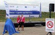 Červenec 2015. Zahájení stavby dálnice D1 mezi Lipníkem a Přerovem