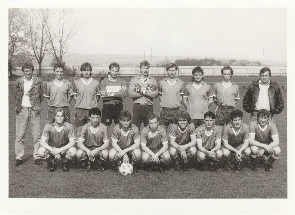 Vítěz Hanáckého poháru 1992.