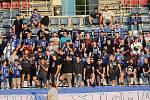 Fanoušci Sigmy na zápase s Opavou (13.9.2019)