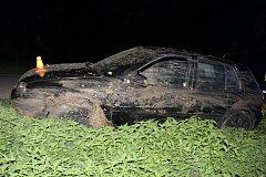 Dopravní nehoda u Olomouce