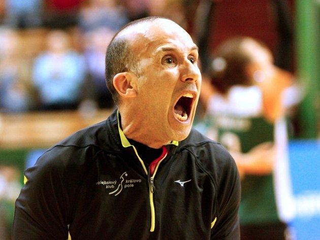 Trenér Brna González