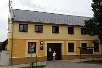 Rekonstrukce obecního úřadu v Ústíně