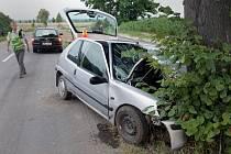 Tragická nehoda u Samotišek