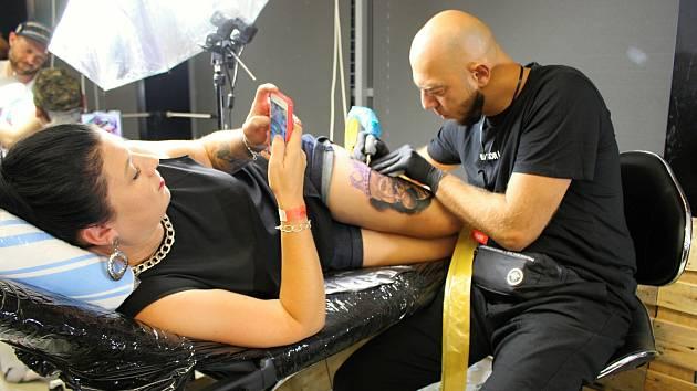 Tattoo Action Haná 2020 na olomouckém výstavišti Flora