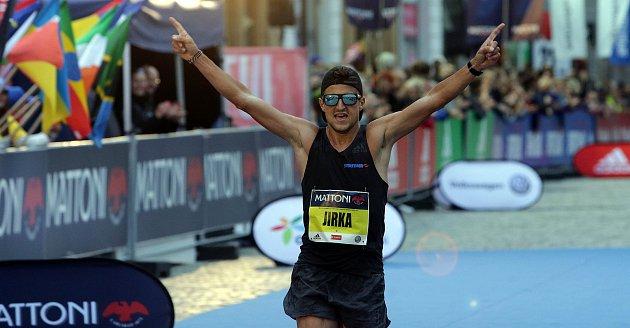 Olomoucký půlmaraton 2018: nejlepší Čech Jiří Homoláč
