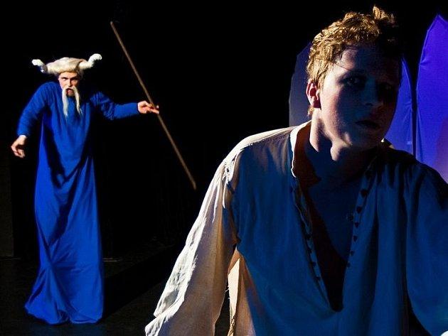 Sindibád mořeplavec zlínského Divadla Scéna