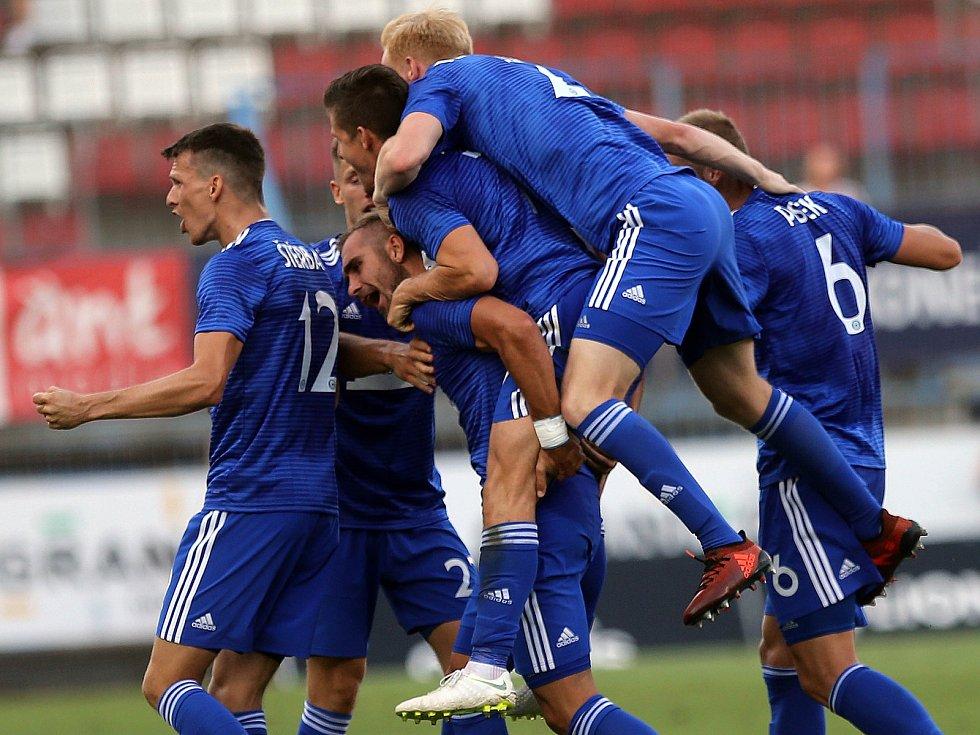 euro pohár SK Sigma - FC Kairat Almatyradost