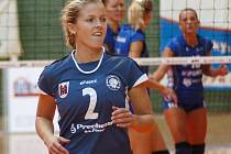 Hanácké derby volejbalistek Olomouc vs. Přerov