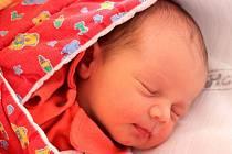 Barborka Černochová, Paseka, narozena 28. února ve Šternberku, míra 49 cm, váha 3140 g.
