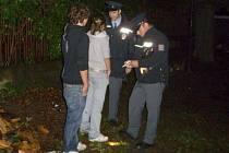 Policie kontrolovala v Olomouci nalévání alkoholu mladistvým
