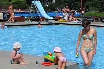 Olomoucký letní bazén