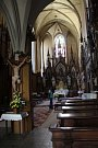 DED v Olomouci - kostel sv. Kateřiny
