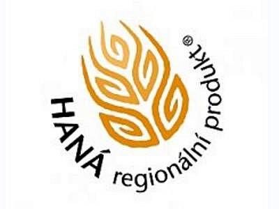 Značka Haná - regionální produkt