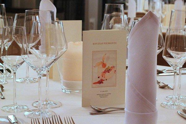 Restaurace Vyhlídka ve Spa hotelu Lanterna ve Velkých Karlovicích