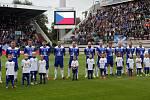 Zápas století Sigma - repre ČR v Olomouci