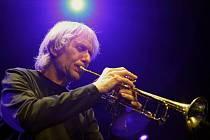 Jazzový trumpetista Erik Truffaz