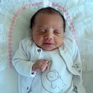 Nela Janová-Lacková, Moravský Beroun, narozena 18. dubna ve Šternberku, míra 48 cm, váha 2820 g