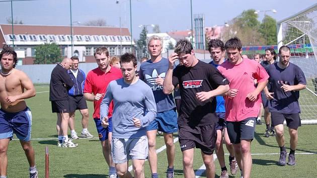 Hokejisty HC Olomouc kosí zranění.