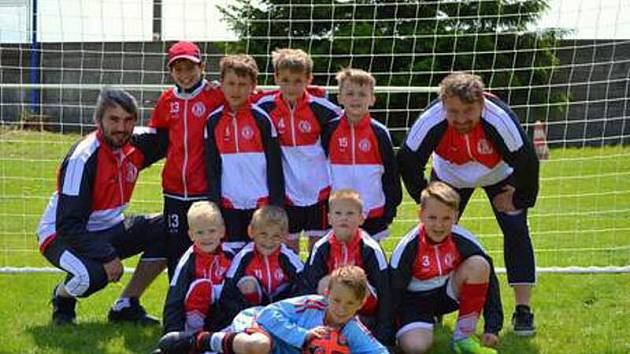 Olšanské mládežnické týmy