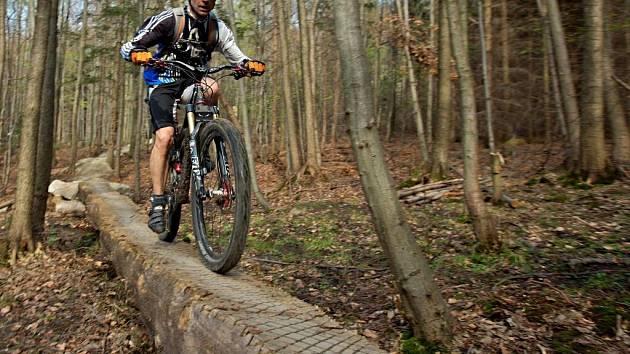 Nové kilometry populárních cyklistických Rychlebských stezek