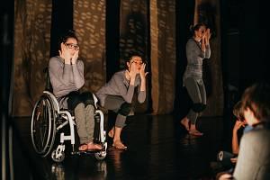 Kreativní tanec pro lidi s handicapem i bez