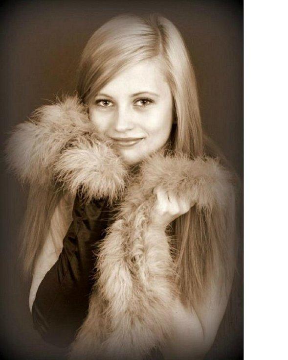 59. Eliška Němcová 16 let, studentka, Borovany