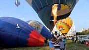 Balonová fiesta -balony nad Olomoucí