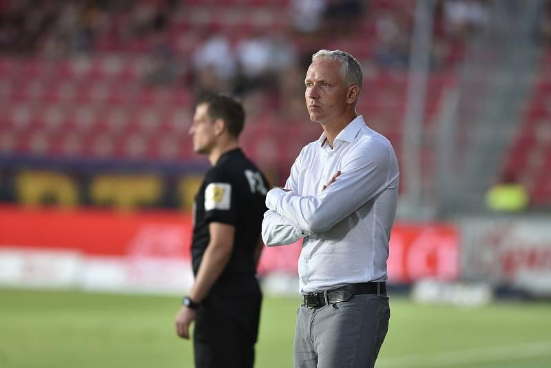 Sparta Praha - Sigma Olomouc 3:2 (1:1) Václav Jílek