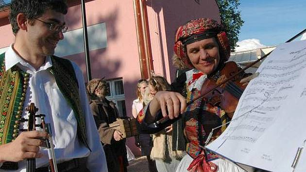 Hanácké pupek světa ve Velké Bystřici
