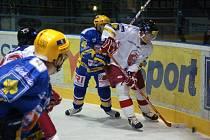 Hokejisté HC Olomouc pohlednou hru v utkání 2. kola Tipsport Cupu proti Zlínu okořenili čtyřmi vstřelenými góly.
