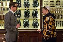 Colin Firth a Taron Egerton ve snímku Kingsman: Tajná služba