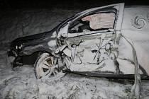 Nehoda u Nákla