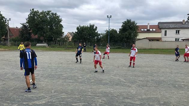 1. liga MF Olomouc: Mezice vs. Šternberk